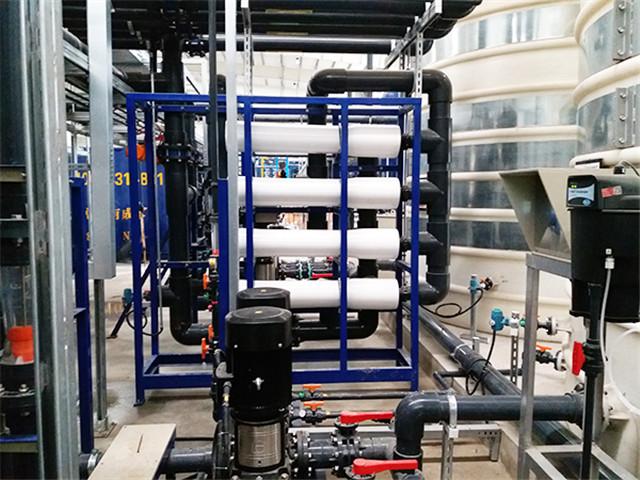 高重金屬廢水處理