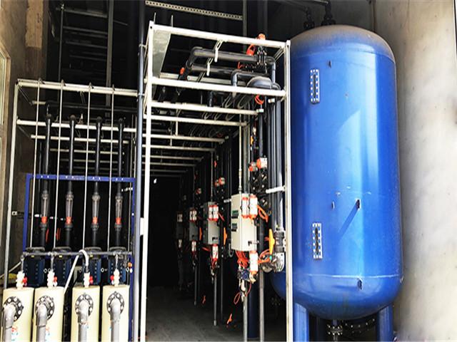 電子半導體行業廢水處理