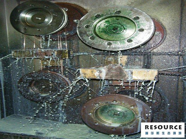 低溫蒸發器用于拉絲廢液處理案例