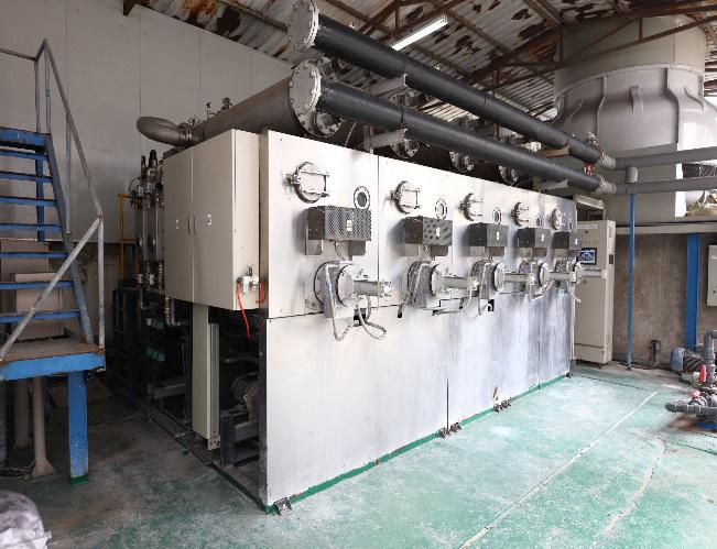 陽極電鍍工業廢水處理