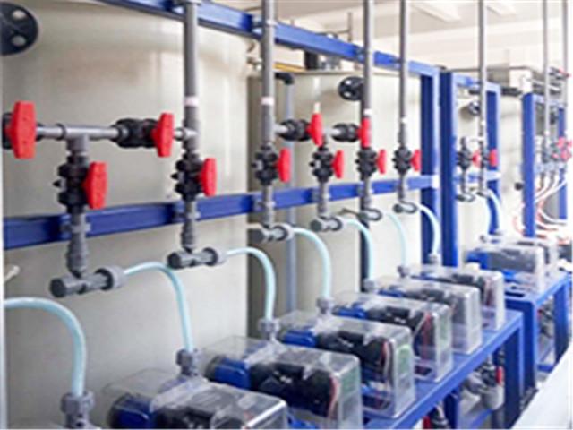 機械加工廢水處理