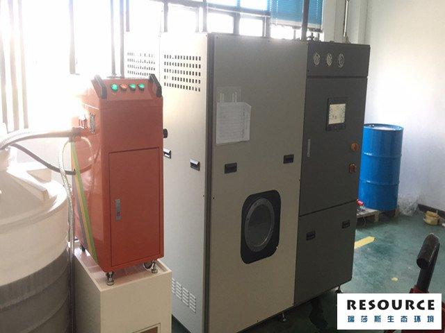 制藥廢水用低溫蒸發器設備處理案例