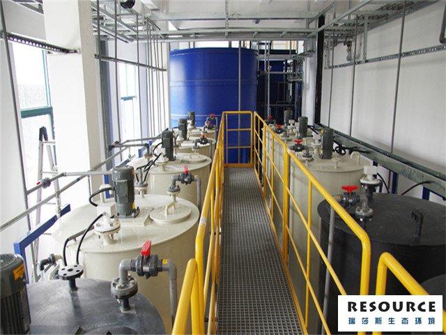 印染行業廢水處理