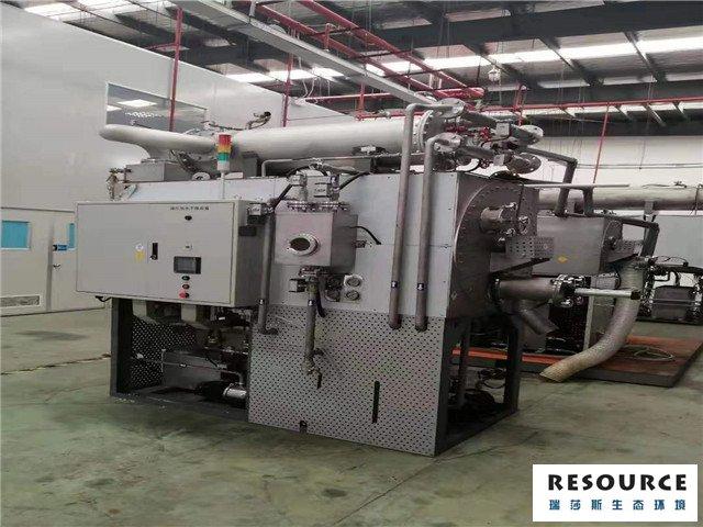 熱泵式低溫蒸發器含鉛廢水減量設備